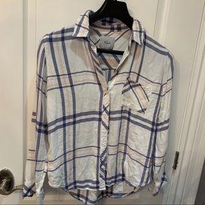 Rails L/S Button Down Shirt